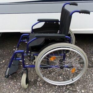 Repasovaný invalidní vozík