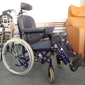Repasovaný komfortní vozík